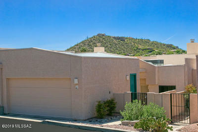 Tucson Townhouse For Sale: 4988 N Valle Road
