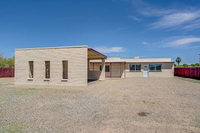 Pima County, Pinal County Single Family Home For Sale: 6017 S Morris Boulevard