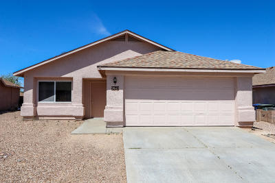 Tucson Single Family Home For Sale: 2440 S Ajay Avenue