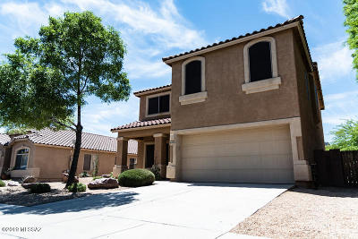 Tucson Single Family Home For Sale: 8009 W Star Catcher Drive