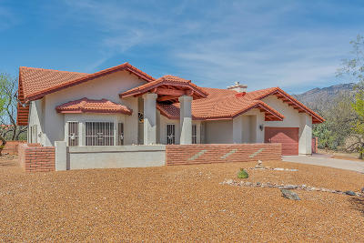 Tucson Single Family Home For Sale: 8221 E Cholla Drive