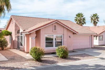 Pima County Single Family Home For Sale: 2969 W Sun Ranch Trail