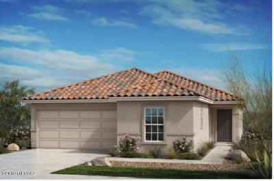 Tucson Single Family Home For Sale: 8551 W Pelican Lot 84 Place W