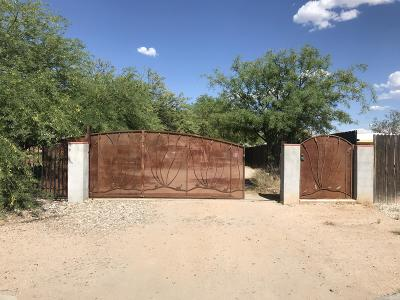 Tucson AZ Single Family Home For Sale: $132,500