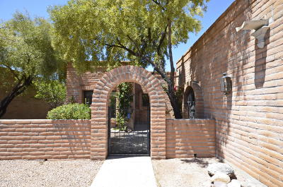 Tucson Townhouse Active Contingent: 4671 N Camino Campero