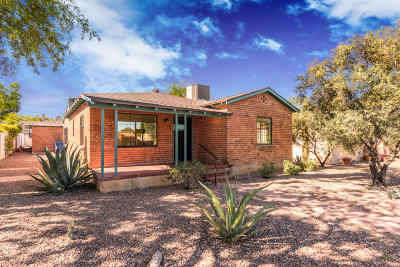 Tucson Single Family Home For Sale: 1928 E 8th Street