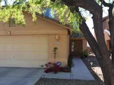 Tucson AZ Single Family Home For Sale: $217,000