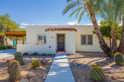 Tucson AZ Single Family Home For Sale: $268,000