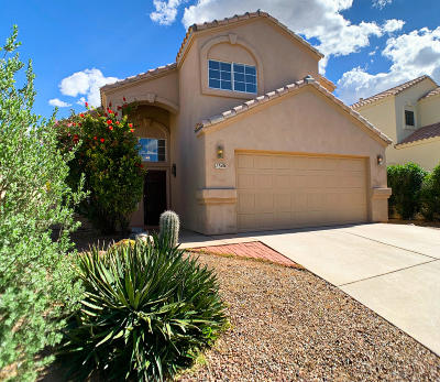 Oro Valley Single Family Home For Sale: 1340 E Ishtaria Place