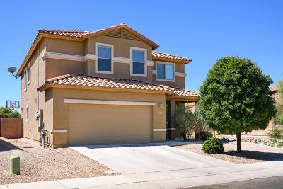 Sahuarita Single Family Home For Sale: 968 E Ashburn Mountain Drive