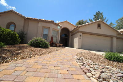 Tucson Single Family Home For Sale: 6841 W Kern Drive