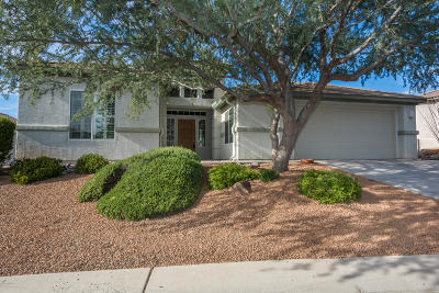 Marana Single Family Home For Sale: 5097 W Desert Eagle Circle