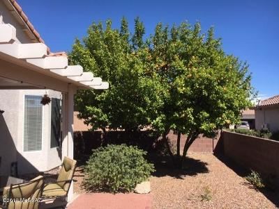Tucson Single Family Home Active Contingent: 9454 N Whispering Shadows Way