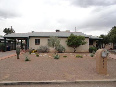 Single Family Home Active Contingent: 2916 E La Madera Drive