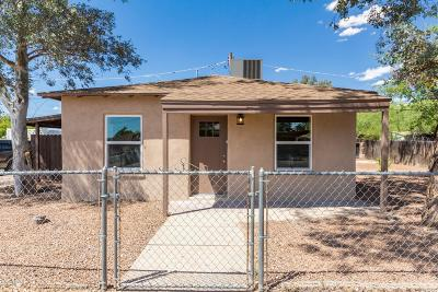 Tucson Single Family Home For Sale: 301 E Windsor Street