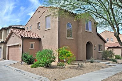 Single Family Home Active Contingent: 10554 E Native Rose Trail