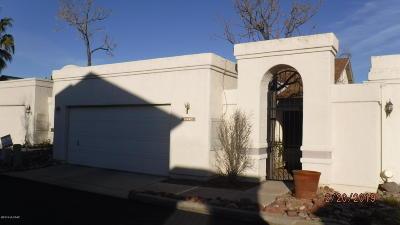 Tucson Townhouse For Sale: 8632 N Auriga Way