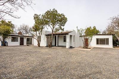 Tucson Single Family Home Active Contingent: 2537 N Fair Oaks Avenue