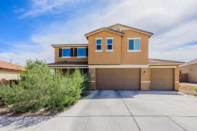 Vail AZ Single Family Home For Sale: $285,000