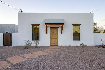 Tucson Single Family Home For Sale: 302 W 23rd Street