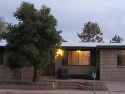 Tucson Single Family Home For Sale: 7428 N Stanton Place