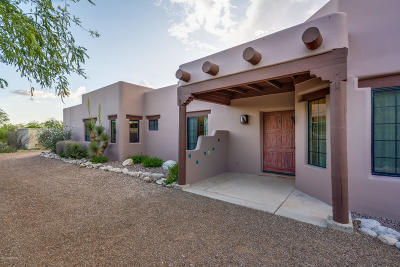 Tucson Single Family Home For Sale: 3071 N Wentworth Road