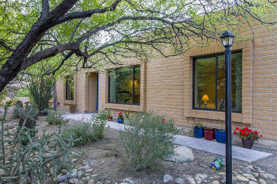 Tucson Single Family Home For Sale: 3431 N Plaza Del Haciendas