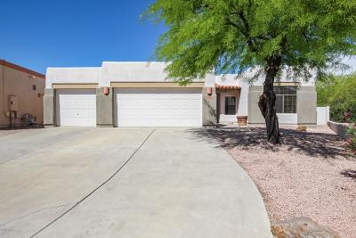 Tucson Single Family Home For Sale: 3244 W Flowering Cactus Court