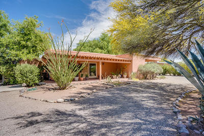 Pima County, Pinal County Single Family Home For Sale: 5249 E 18th Street