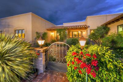 Pima County, Pinal County Single Family Home For Sale: 6280 N Cadena De Montanas