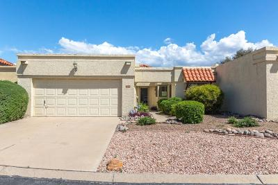 Pima County, Pinal County Townhouse For Sale: 7121 E Rosslare Drive
