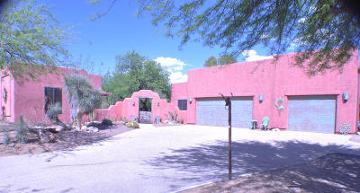 Tucson Single Family Home For Sale: 14410 N Bowman Road
