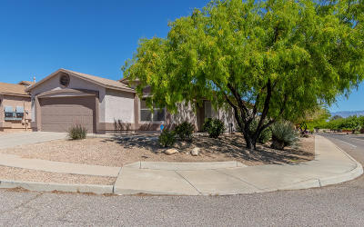 Tucson AZ Single Family Home For Sale: $205,000