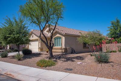 Marana Single Family Home For Sale: 11702 W Fordson Drive
