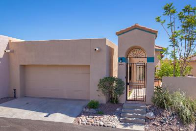 Tucson Townhouse For Sale: 4618 E Red Mesa Drive