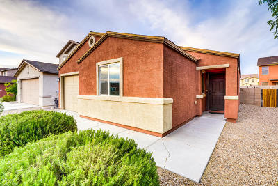 Tucson Single Family Home Active Contingent: 7043 S Red Maids Drive