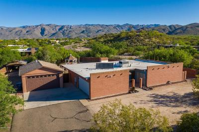 Pima County Single Family Home For Sale: 12661 E Calle Tatita