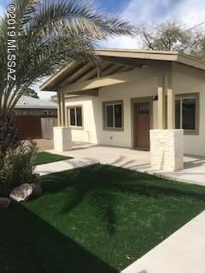 Pima County Single Family Home For Sale: 1252 W Franklin Street #B