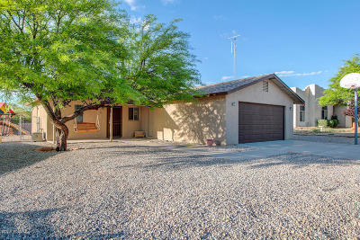 Pima County Single Family Home For Sale: 140 W Andrew Potter Street