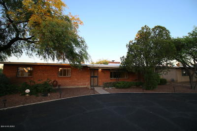 Pima County Single Family Home For Sale: 932 N Sonoita Avenue