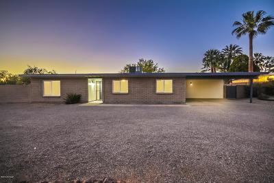 Pima County Single Family Home For Sale: 1922 W Placita Tampico