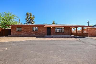 Pima County Single Family Home For Sale: 5708 E 5th Street