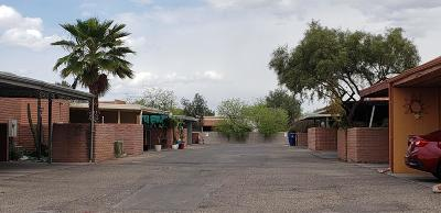 Tucson Townhouse For Sale: 310 W King Road