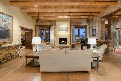 Tucson Single Family Home For Sale: 3051 E Placita Los Siete Adobes
