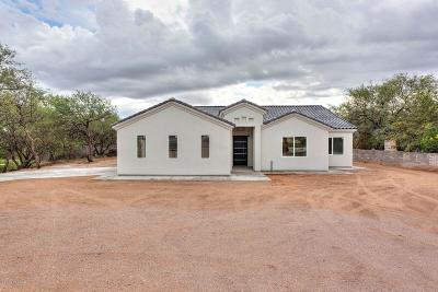 Santa Cruz County Single Family Home Active Contingent: 3040 N Coronado