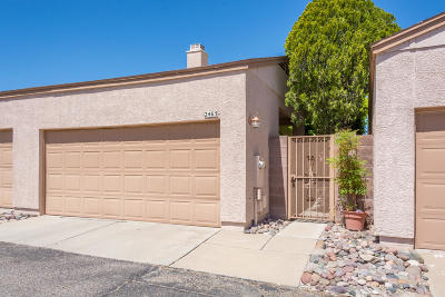 Tucson Townhouse Active Contingent: 2465 N Palo Hacha Drive