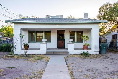 Tucson Single Family Home For Sale: 123 N Melwood Avenue