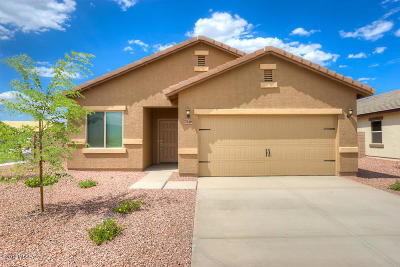 Marana Single Family Home For Sale: 11716 W Thomas Arron Drive