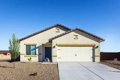 Marana Single Family Home For Sale: 11745 W Thomas Arron Drive