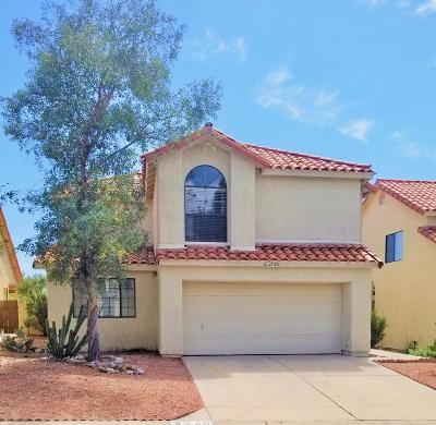 Tucson Single Family Home For Sale: 4749 W Lessing Lane